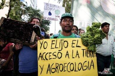 """En contraposición a la Exposición de Ganadería, Agricultura e Industria llega """"El alimentazo"""""""
