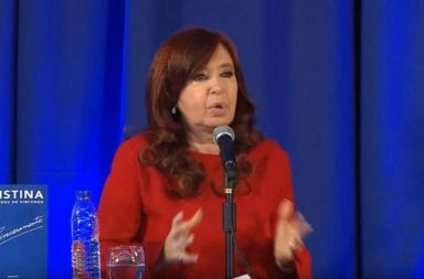 Cristina en vivo:
