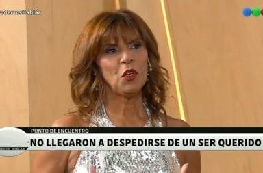 Anamá Ferreira relató la trágica muerte de su hermano de 18 años