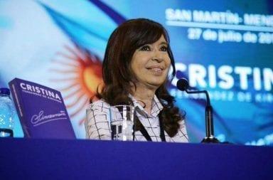 Cristina La Pampa machirulo