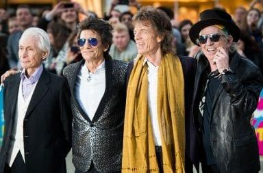 Los Rolling Stones no vendrán al país en 2020 por la crisis económica