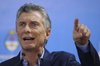 Macri volvió a culpar de la crisis económica a los resultados de las PASO