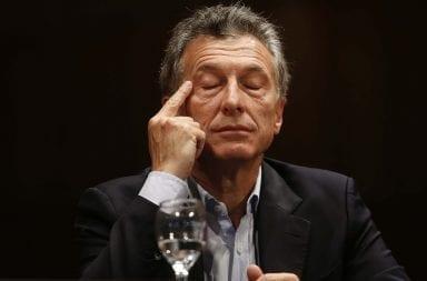 Denuncia contra Macri por traición a la patria