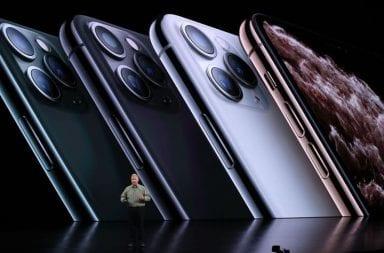 Estrenando apellido: llegan los iPhone 11 Pro y 11 Pro Max