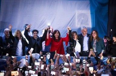 17 de Octubre: Acto de Cristina en La Pampa