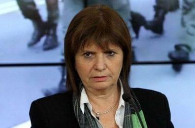 Patricia Bullrich afirmó que la tasa de femicidios disminuyó y generó una ola de críticas