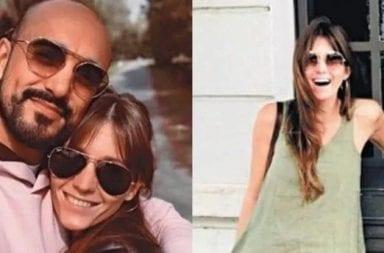 Se filtró la foto de la novia secreta de Abel Pintos