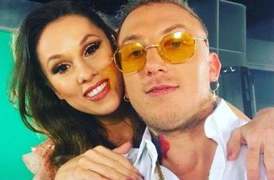 ¡Un fuego! El Polaco y Barby Silenzi volvieron a incendiar Instagram