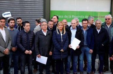 50 intendentes peronistas reclaman que se declare emergencia alimentaria