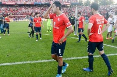 Lanús eliminó a Independiente de la Copa Argentina y Beccacece quedó en la cuerda floja.