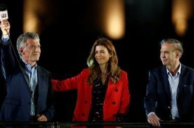 #Elecciones2019 En el cierre de su campaña, el presidente Mauricio Macri afirmó: