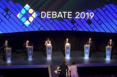 ¿Quién ganó el segundo #DebatePresidencial2019?