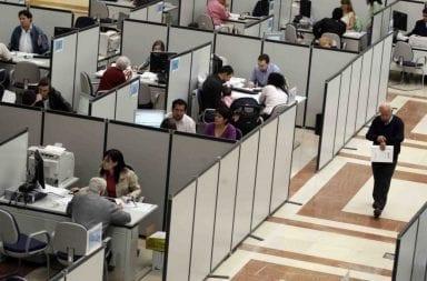 Nuevos pases la planta permanente en la administración pública