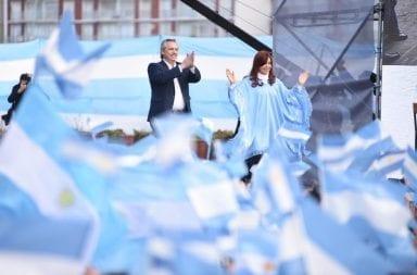 Elecciones 2019: Cristina pidió no volver más al neoliberalismo