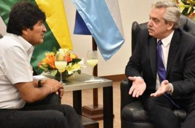 Alberto Fernández habló nuevamente sobre Bolivia: