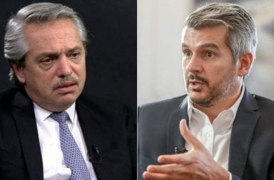 El informe de transición firmado por Marcos Peña generó un nuevo cruce entre él y Alberto Fernández