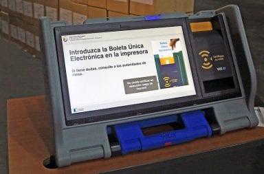 Denuncian irregularidades en el voto electrónico para las elecciones a gobernador en Salta