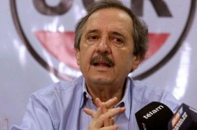 Raúl Alfonsín sobre Bolivia