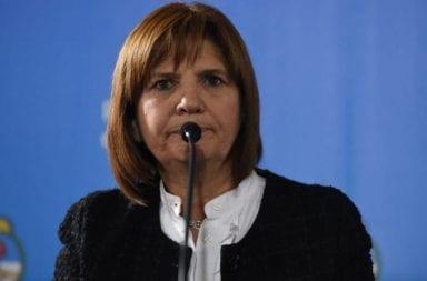 Patricia Bullrich golpe de Estado Bolivia