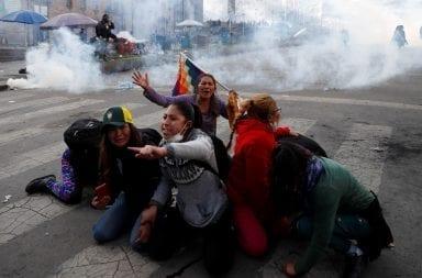 Bolivia: Ya son 8 los muertos y más de 120 heridos por la represión en Cochabamba