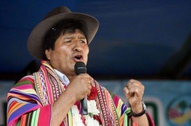 Bolivia: Evo Morales no duda que el Grupo Lima haya avalado el Golpe de Estado