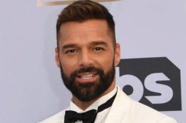 Ricky Martin se disfrazó de momia para Halloween y estallaron las redes