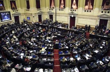 La Ley de Emergencia Económica llegará esta semana al Congreso