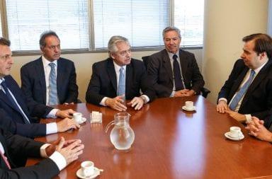 Se agranda el Gabinete: Daniel Scioli será el nuevo embajador en Brasil y Felipe Solá será el nuevo Canciller