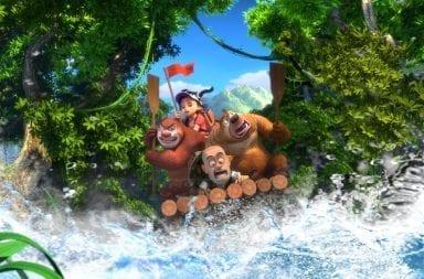 Las aventuras de los Boonie Bears llegan en enero a Discovery Kids