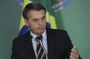 Jair Bolsonaro invitó a Jeanine Añez a la 55º cumbre del Mercosur