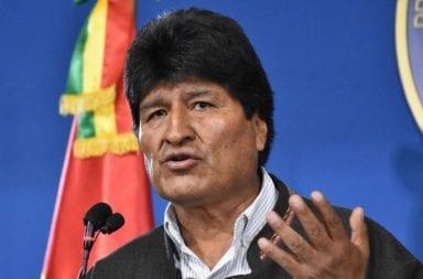 Evo Morales estará en la marcha de las Madres de Plaza de Mayo