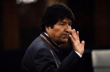 Evo Morales presentará a su candidato para las elecciones en Bolivia
