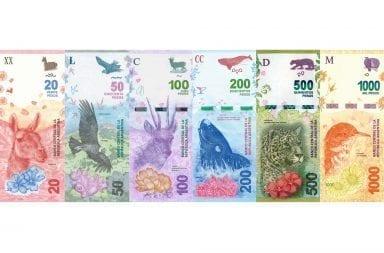Desde el Banco Central analizan lanzar billetes de 2000 y 5000 pesos