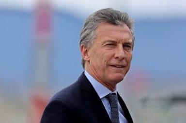 Mientras se debate la Ley de Emergencia Económica, Macri se fue a Qatar
