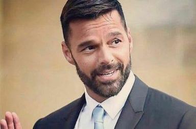 ¡Super Hot! Ricky Martin hace