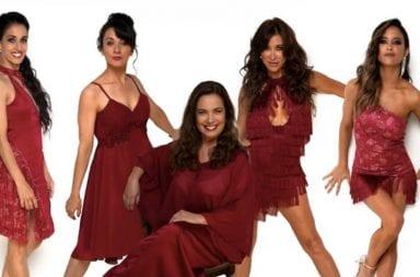 Llega 'Unicas' con Sandra Mihanovich, Lourdes Sanchez y Valeria Archimo