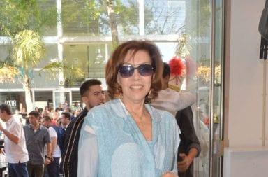 Mar del Plata: Nora Carpena internada de urgencia por un accidente