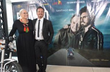 Con un sentido homenaje, estrenó 'Rumbo al Mar', la ultima película De Santiago Bal