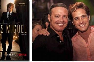 El video que confirmó la segunda temporada de la serie de Luis Miguel