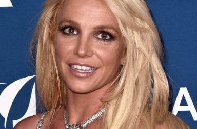 El blooper hot de Britney Spears