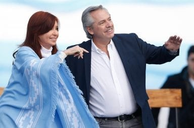 Cristina Kirchner volverá a ser presidenta mientas Alberto Fernández se encuentra de viaje