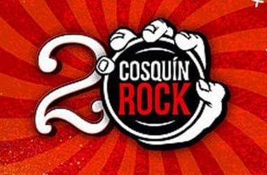 Se viene Cosquín Rock 2020