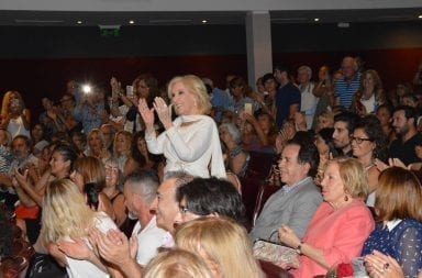 Mirtha Legrand vio