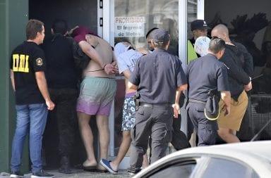 Crimen de Villa Gesell: La fiscalía pidió prisión preventiva para 8 rugbiers