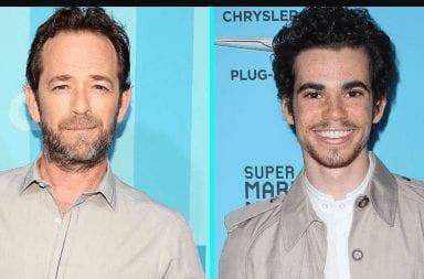 Papelón. Luke Perry y Cameron Boyce fueron ignorados en los recordatorios de los Premios Oscar