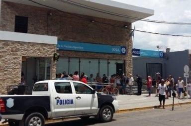 Crimen del Banco Nación: El Gobierno restablece la Comisión Permanente de Seguridad Bancaria