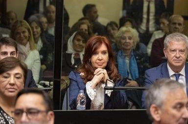 Causa de los cuadernos: Cristina Kirchner  ya no tiene pedidos de prisión preventiva