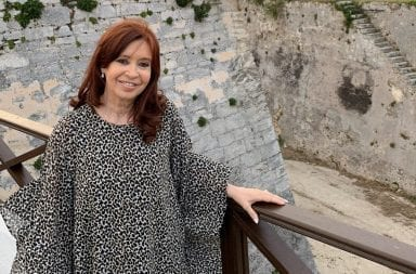 Cristina Kirchner en Cuba: La primer foto con Florencia Kirchner