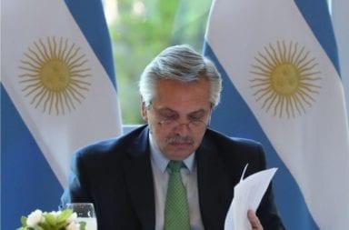 Alberto Fernández se reúne con intendentes bonaerenses