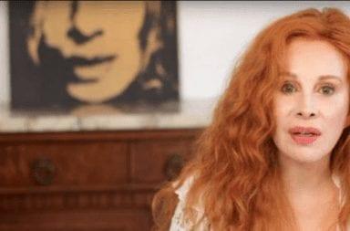 Nacha Guevara le dedico una canción a los que no acatan la cuarentena